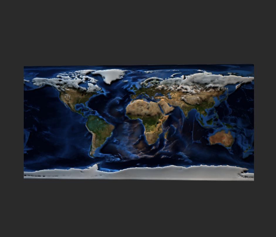 Earth texture 3d model in landscapes 3dexport publicscrutiny Choice Image