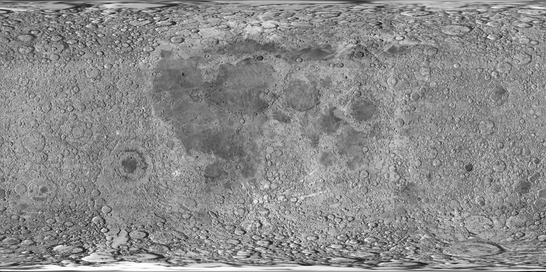 Moon Texture 3d Model In Landscapes 3dexport