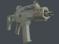 Heckler Koch G36C Assault Rifle