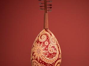 Oud Arabic instrument