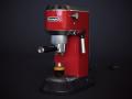Coffee Maker Delonghi EC 680 3D Model