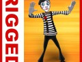 Mime cartoon rigged