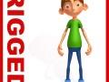 Ronnie cartoon guy rigged