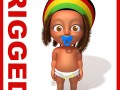 Baby Jake Rastafarian Rigged