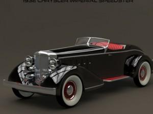 1932 Chrysler Imperial Speedster