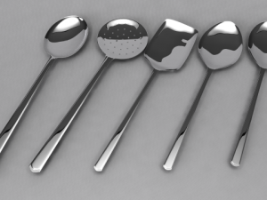 Cooking Spoon Set