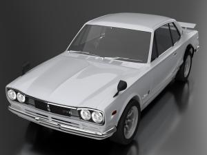 Nissan-Datsun 2000 GT-R Skyline Hakosuka