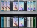 Samsung Galaxy S6S6 Edge All Colors Modo Octane