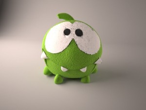 Toy Cut the rope