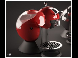 Dolce gusto kettle