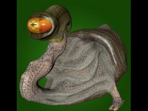 Fantastic snail