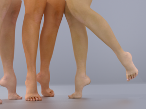 Barefoot 3d models download 3d barefoot available formats c4d legs and feet high feet 3d model malvernweather Choice Image