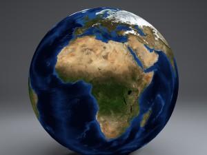 EarthGlobe 21k