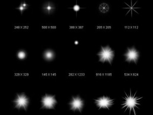 Graphics Universe Universe Flares