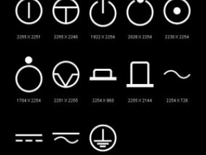 Objects Symbols Eletric