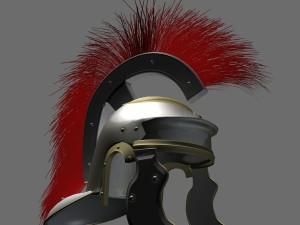Imperial Roman Centurion Guard Helmet