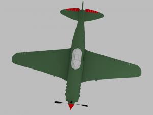 Yak-9T tank