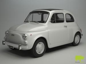 Fiat 500 R 1975