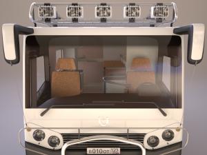 Ruksimov Caravan Off-Road