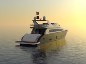 Nina Luxury Yacht