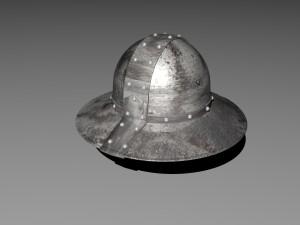 Kettle Helmet