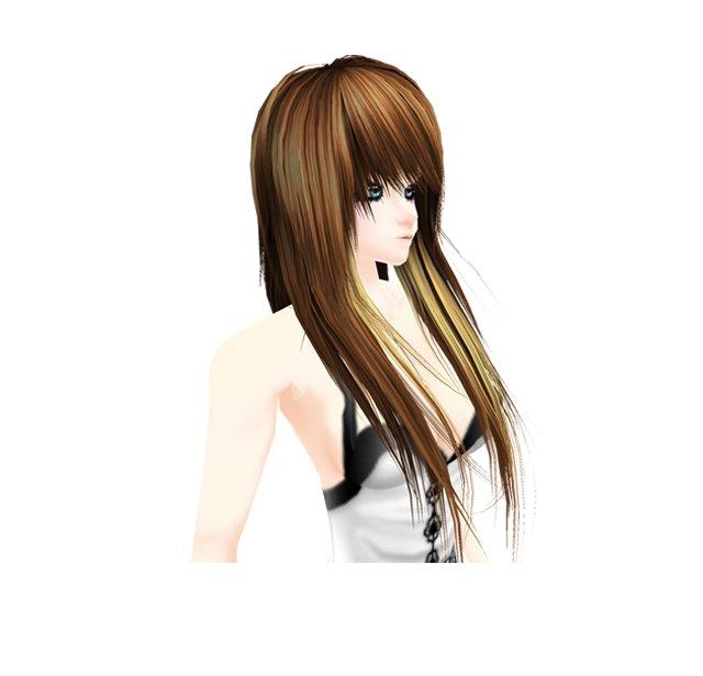 Hair 3d Model In Clothing 3dexport
