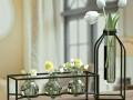 Set Irving vase