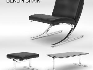 Berlin Chair Set