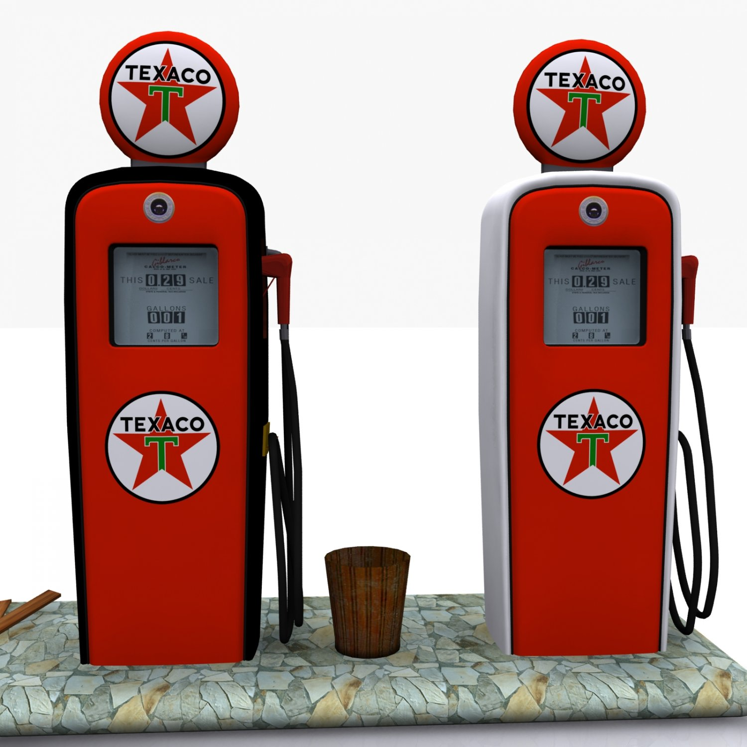 How the Practice of Pricing Fuel with 910th of a Penny