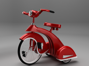 Tricycle Sky King 1936