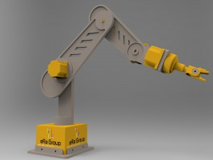 Robotic Arm Unique