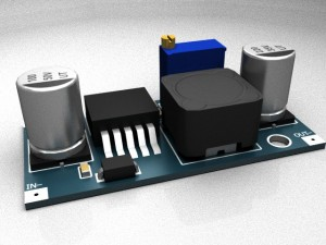 Power supply module DC-DC