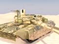 Tank Oplot-M Main Battle Tank Ukraine