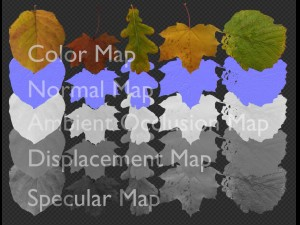 5 Leaves Texture Pack