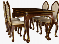 Classic Table and Chair 0001