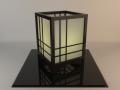 Japanese lamp 003