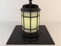 Japanese lamp 004