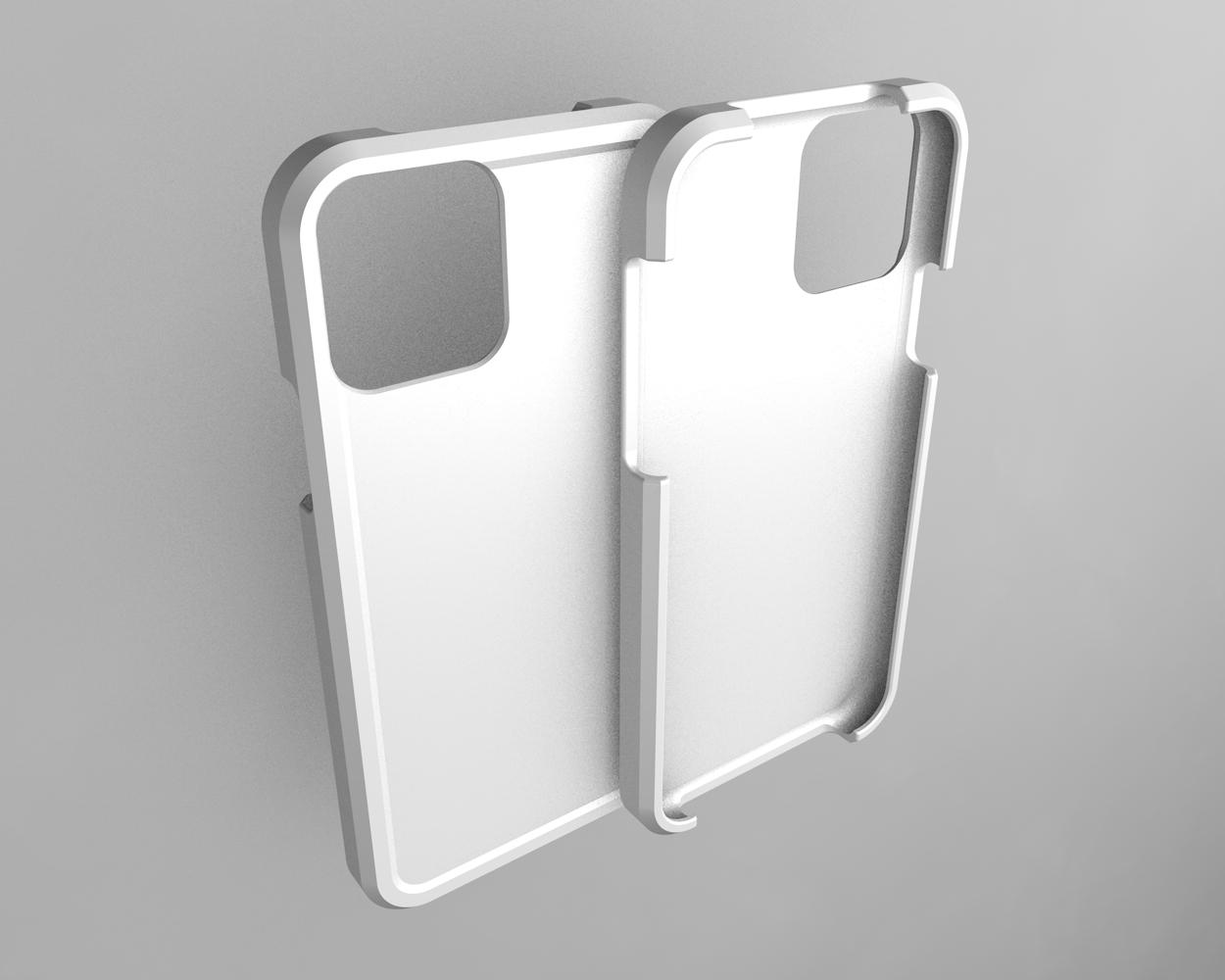 IPhone 11 Pro Case 3D Model in Phone cases 3DExport