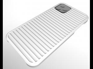 IPhone 11 Pro Case Cyberpunk Modèle 3D in Coque de téléphone 3DExport