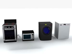 Kitchen Appliances Coll-I