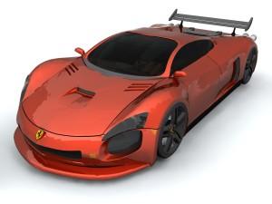 Ferrari F1 Concept 1