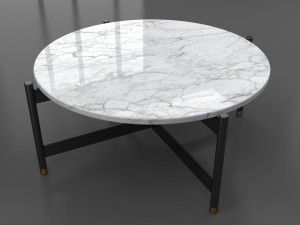 Angelucci Crossbar table D970