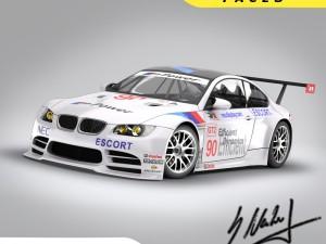BMW M3 GT - GT2 - GT3