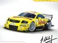 Audi TT - TT-R DTM 2003 Hasseroder