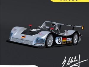 Audi R8R 1999 Le Mans