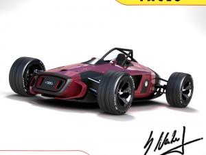 Audi Concept Racecar