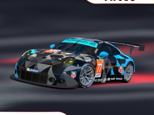 Porsche 2016 GT3 R - Dempsey Proton Racing Le Mans