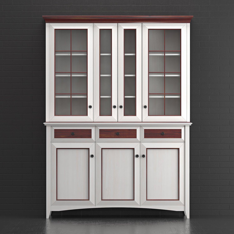 Kitchen Cabinet 3D Model in Kitchen 3DExport
