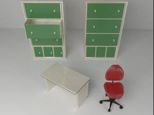 Simple Office Set
