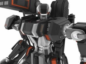 RobotHT-001 Heavy Mode